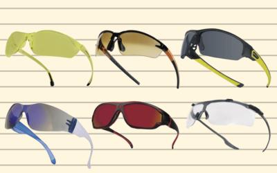 Zaštitne naočale: Koju boju leća odabrati?