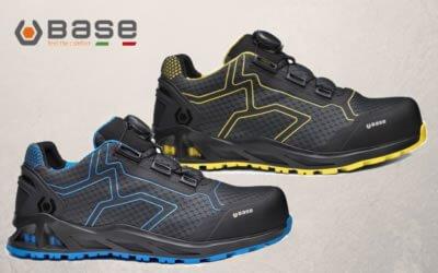 BASE PROTECTION: Nova era radnih cipela